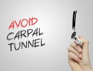 Avoid Carpal Tunnel