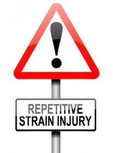 Repetitive Strain Injury Treatment - Dr. Keith McGahey - Eastside Chiropractic Group